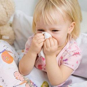 Trẻ nhỏ có bị viêm mũi dị ứng?