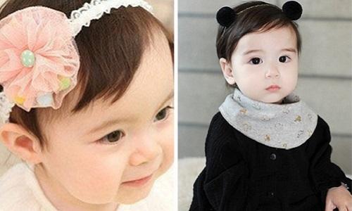 Mách mẹ 10 kiểu tóc cho con gái xinh xúng xính mỗi ngày