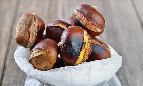 Ăn hạt dẻ đúng cách để tốt cho sức khỏe