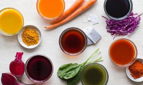 Bữa ăn nhiều màu sắc giúp phòng ngừa ung thư