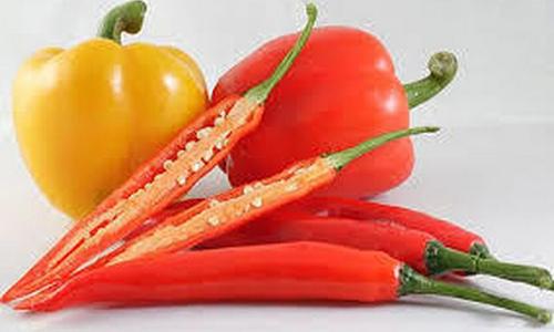 Bất ngờ với những lợi ích sức khỏe khi ăn ớt