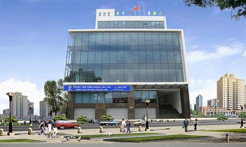 Hệ thống Trung tâm tiêm chủng dành cho trẻ em và người lớn VNVC