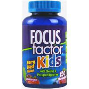 Focus Factor For Kids - Hộp 150 viên