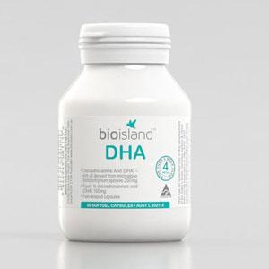 DHA Bio Island Úc - Hộp 60 viên