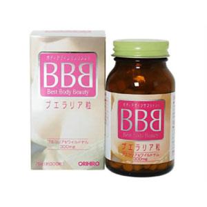 Thuốc nở ngực BBB Orihiro (Best Body Beauty)