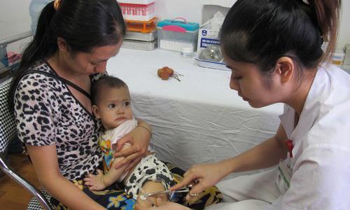 Thông báo kết thúc việc đăng ký tiêm vắc xin Pentaxim (5 trong 1) đợt 7