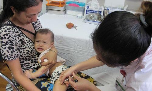 Thông báo về việc đăng ký tiêm Vắc xin Pentaxim (5 trong 1) đợt 9