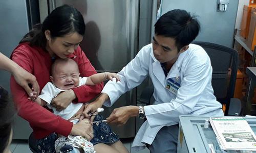 Vắc xin dịch vụ '5 trong 1' đã có trở lại