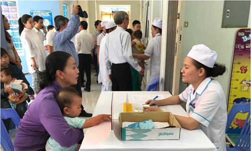 Bí quyết nâng tỷ lệ tiêm chủng vắc xin viêm gan B mũi sơ sinh ở tỉnh nghèo