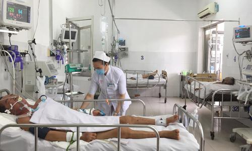 Cúm A/H1N1 diễn biến phức tạp
