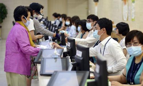 Lo ngại dịch MERS lan rộng, Hàn Quốc gia tăng các biện pháp phòng ngừa