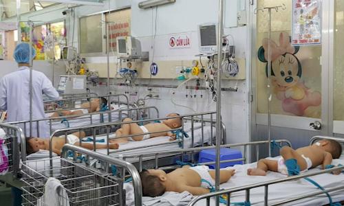 Nguy cơ trẻ bệnh bị nhiễm chéo ở các viện Nhi