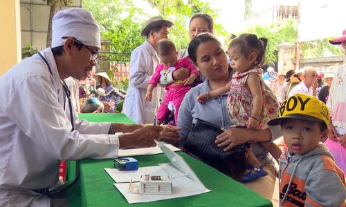 Nguy cơ thiếu vắc xin 5 trong 1 ở những tháng cuối năm tại tỉnh Phú Yên