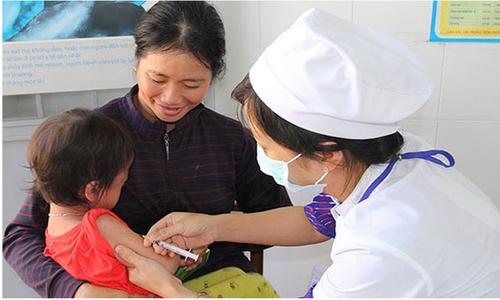 Hà Nội sẽ tiêm bổ sung vắc xin sởi - rubella cho trẻ từ 1 đến 5 tuổi trong quý IV