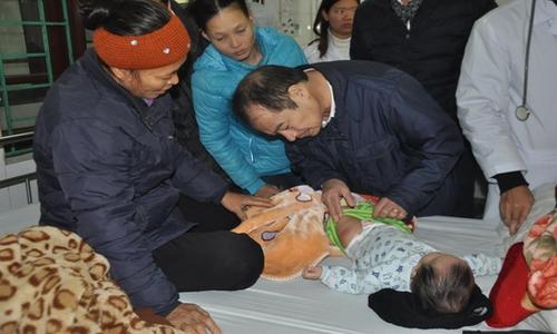 Gần 5.000 trẻ em Hà Nội được tiêm vắc xin ComBE Five