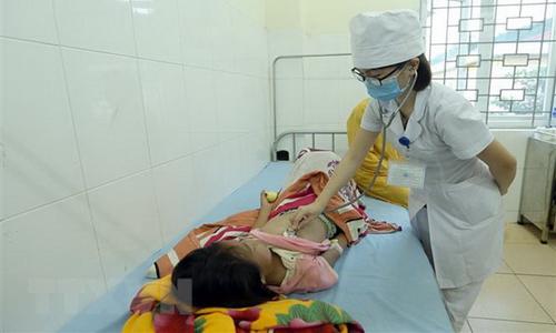 Đồng Nai: Nhiều trẻ mắc bệnh sởi do chưa được tiêm phòng