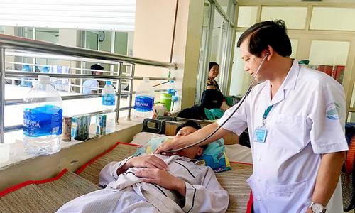 [TP.HCM] Sốt xuất huyết gia tăng ở người lớn