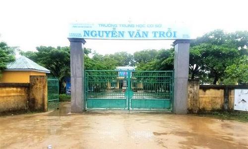 Quảng Nam: Tiêm 1.800 liều vắc xin cho học sinh sau một ca nghi bệnh bạch hầu